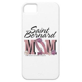 Saint Bernard MOM iPhone SE/5/5s Case