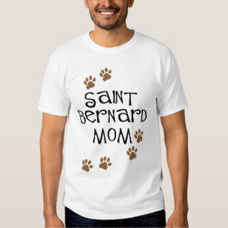 Saint Bernard Mom Shirt