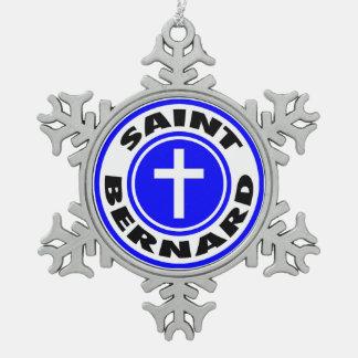 Saint Bernard Ornaments