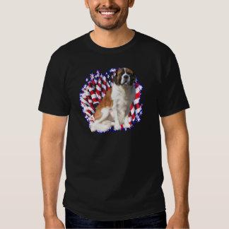 Saint Bernard Patriot T-shirt