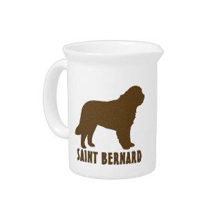 Saint Bernard Pitchers