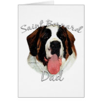 Saint Bernard (rough) Dad 2