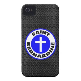Saint Bernardine iPhone 4 Case-Mate Cases