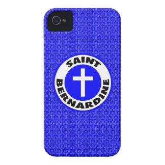 Saint Bernardine iPhone 4 Cover