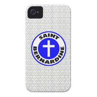 Saint Bernardine iPhone 4 Covers