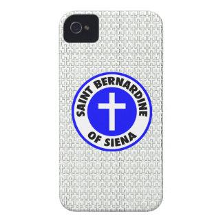 Saint Bernardine of Siena iPhone 4 Case-Mate Cases
