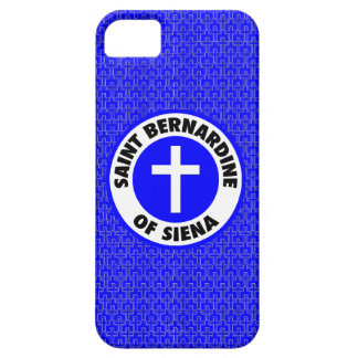 Saint Bernardine of Siena iPhone SE/5/5s Case