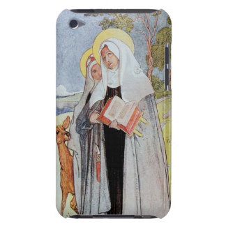 Saint Bridget and Deer Barely There iPod Cover