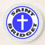 Saint Bridget Beverage Coaster