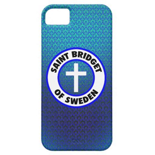 Saint Bridget of Sweden iPhone 5 Covers