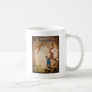 Saint Brigid as a Bride Coffee Mug