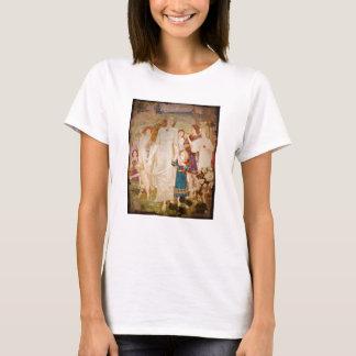 Saint Brigid as a Bride T-Shirt