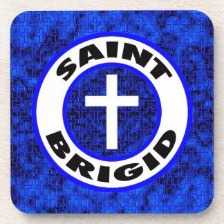 Saint Brigid Drink Coaster