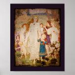 Saint Brigid the Bride Poster