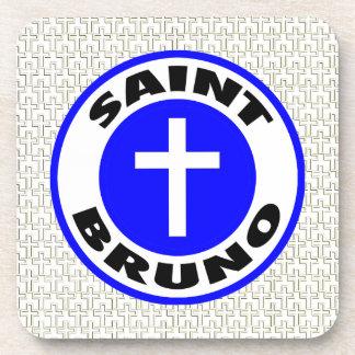 Saint Bruno Coaster
