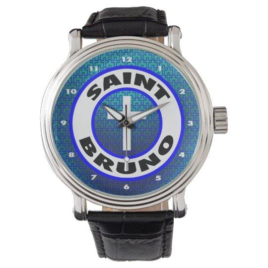 Saint Bruno Wristwatch