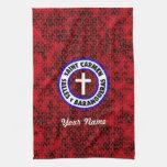 Saint Carmen Sallés y Barangueras Hand Towel