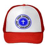 Saint Carmen Sallés y Barangueras Mesh Hats
