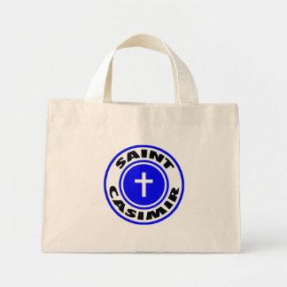 Saint Casimir Canvas Bags