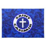 Saint Casimir Placemat