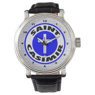 Saint Casimir Watch