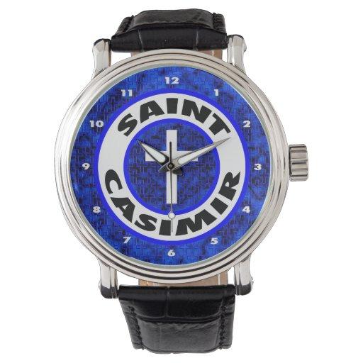 Saint Casimir Watches