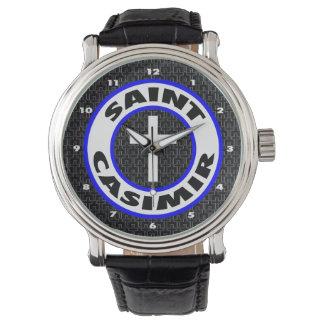 Saint Casimir Wrist Watch