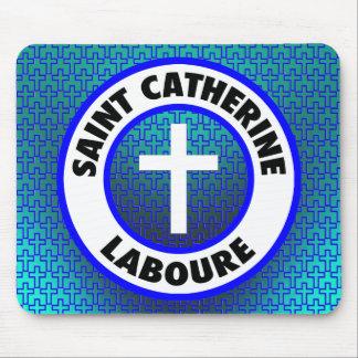 Saint Catherine Laboure Mouse Pad