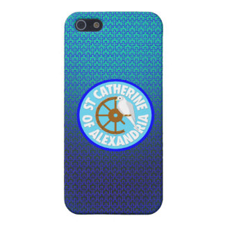 Saint Catherine of Alexandria Cover For iPhone SE/5/5s