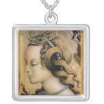 Saint Catherine of Alexandria Custom Jewelry