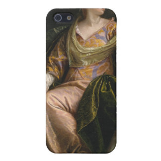 Saint Catherine of Alexandria in Prison - Veronese Cover For iPhone 5/5S