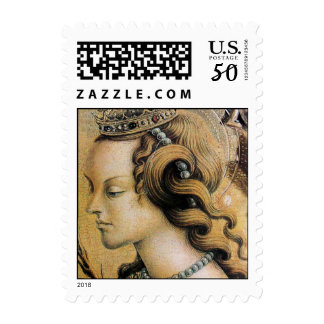 Saint Catherine of Alexandria Postage