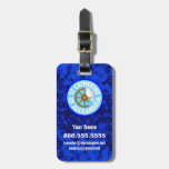 Saint Catherine of Alexandria Tags For Bags