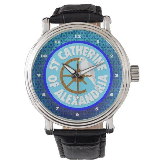 Saint Catherine of Alexandria Watches