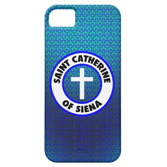 Saint Catherine of Siena iPhone SE/5/5s Case
