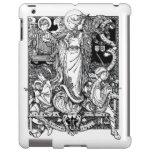 Saint Cecilia iPad Case