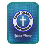 Saint Charles Borromeo Sleeve For iPads