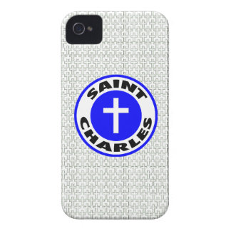 Saint Charles iPhone 4 Case