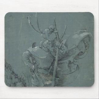 Saint Christopher, 1510 Mouse Pad