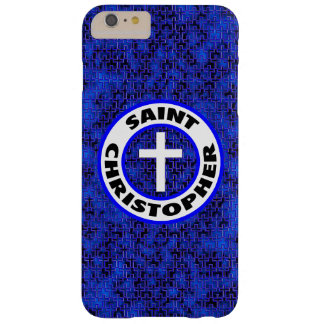Saint Christopher Barely There iPhone 6 Plus Case