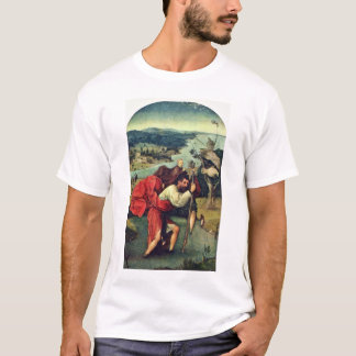 Saint Christopher. By Hieronymus Bosch (Best Quali T-Shirt