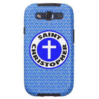 Saint Christopher Samsung Galaxy SIII Covers