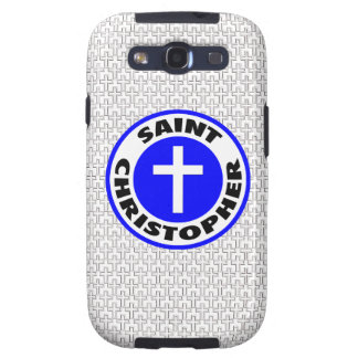 Saint Christopher Galaxy S3 Cover