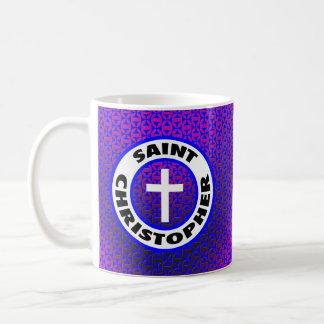 Saint Christopher Coffee Mug