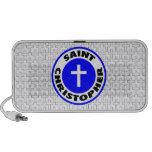 Saint Christopher iPhone Speaker