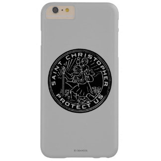 Saint Christopher Medal Barely There iPhone 6 Plus Case