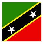 Saint Christopher Nevis Photo Cut Out