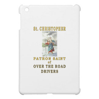SAINT CHRISTOPHER OTR iPad MINI COVER