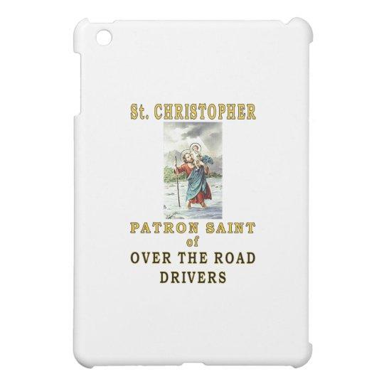 SAINT CHRISTOPHER OTR iPad MINI COVERS