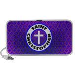 Saint Christopher Portable Speaker